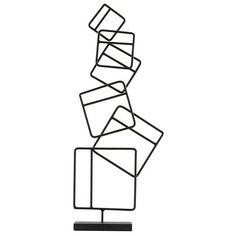 House Doctor Squares Skulptur