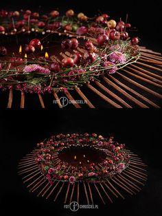 Bildergebnis für floral art weihnachten