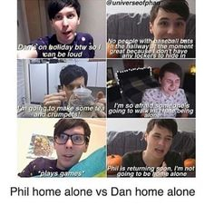 Poor Daniel he's so precious