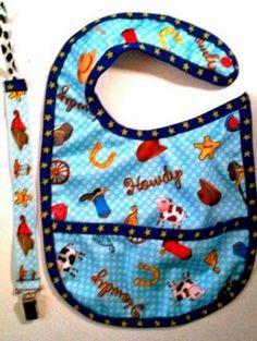 Babyville Waterproof PUL Fabric For Baby Bibs   Debra's Place Blogspot