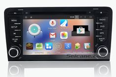 Seicane S127683 16G 2003-2011 Audi A3 Android 4.4.4 Autoradio Navigation Aftermarket Stereo with Quad-core CPU AM FM Radio Mirror Link OBD2 3G WiFi Bluetooth DVD HD 1024*600 Multi-touch Screen Auto A/V HD 1080P Video 3G&WiFi/App download/3D Navigation/Radio Tuner/Bluetooth/ CD DVD player/Dual Zone/ File Management/HD 1080P Video/Steering Wheel Control/Mirror Link/OBD2/DVR/Backup camera/MP3/AUX/USB/SD etc