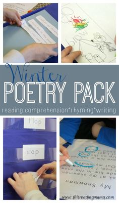 FREE Winter Poetry Pack