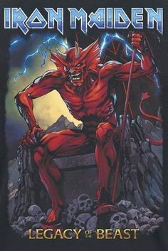 20 Ideas For Music Rock Art Legends Heavy Metal Rock, Heavy Metal Bands, Hard Rock, Woodstock, Iron Maiden Mascot, Iron Maiden Powerslave, Iron Maiden Posters, Iron Maiden Albums, Eddie The Head