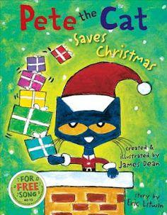 Pete the Cat series. Videos
