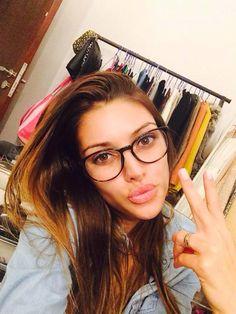 Edina Kulcsar Miss World, Beauty Pageant, Glasses, Eyewear, Eyeglasses, Pageants, Eye Glasses