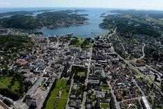 ATTRAKTIV:  – Vi merker at det er enklest å selge næringsbygg i Sandefjord, forteller Rune Allerød i Q4 Næringsmegling.