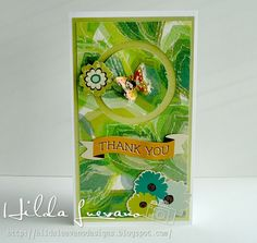 Hilda Designs: 365 CARDS 2014