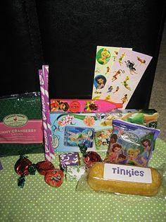 "Neverland--love the ""Tinkies"" idea"