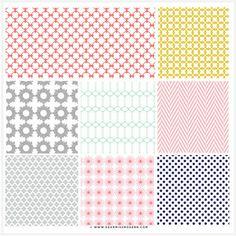 Le Pattern Graphique | New Dear Miss Modern Shop