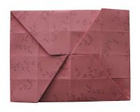 Origami art and design, specializing in boxes and containers.