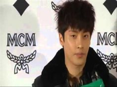 #SungHoon #성훈 attended #MCM 2014 S/S Collection 26 Nov. 2013 - YouTube