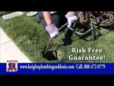 Modesto plumbers at Knights Plumbing and Drain are now offering $15 off any drain service including clog removal and main sewer line cleaning, the offer expires 01/31/2015.
