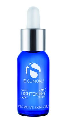 Buy iS Clinical White Lightening Serum 30 fl. oz at SkinCareRX! We have the best range of iS Clinical Skin Care products online. Free delivery available! Kojic Acid, Glycolic Acid, Vitamin C Benefits, Advanced Skin Care, Under Eye Puffiness, Skin Care Clinic, Face Treatment, Smooth Skin, Serum