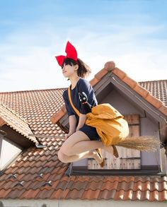 Kiki from Kiki's Delivery Service by Kiki - love...