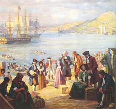 Many Loyalists moved to British North America (Canada) before the outbreak of these two wars but many moved after these wars were over. New Brunswick, British North America, War Of 1812, British Government, Canadian History, My Family History, American Revolution, Empire, Beginning Sounds