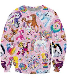 8b71cef361654 RageOn has teamed up with Lisa Frank to bring you a new line of officially  licensed