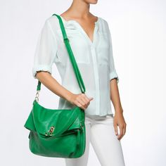 Culpeper >> Another awesome cross-body bag! Love the simple style and color. $40