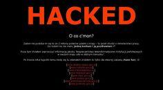 Włamanie na stronę Ministerstwo Pracy i Polityki Społecznej miało miejsce 16 sierpnia 2008 roku. Hakerzy podmienili treść strony głównej. Opublikowani na niej oświadczenie w którym nie podoba im się to, że dwa miliony Polaków musi emigrować za pracą. #MPiPS, #hacked, #włamanie, #haker, #webhack