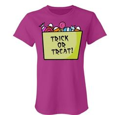 #TrickOrTreatCandy #BerryTshirt by #MoonDreamsMusic #HalloweenFashion