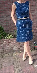 Jackie jurk uit het boek droomjurken