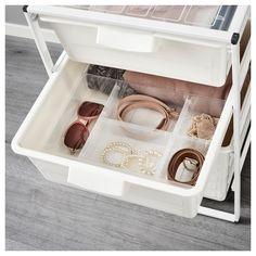 IKEA - ANTONIUS Basket insert transparent