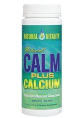 CALM Magnesium Plus Calcium - so important to build strong, sexy bones