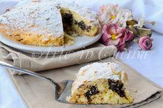 Torta+di+frolla+montata+al+cioccolato+facile+e+veloce