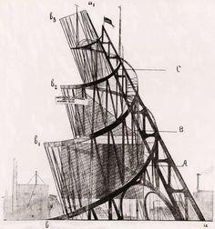 Башня Татлина в Лондоне!