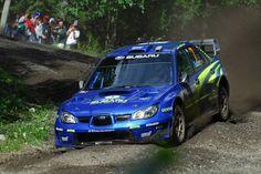 Subaru Impreza WRC - Solberg