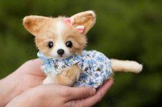 Dog Tessy By Irina Vnukova - Bear Pile