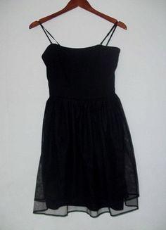 Kup mój przedmiot na #vintedpl http://www.vinted.pl/damska-odziez/sukienki-wieczorowe/7197205-sukienka-na-studniowke-sylwestra-tiulowa-tiulowka-czarna