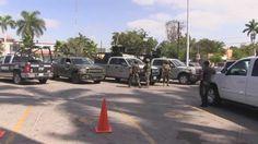 Ejercito, Marina, Policía Federal, Ministerial y Municipal se reúnen con...