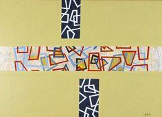 Pintura Abstracta, Ángel Hernández, Mallorca