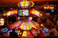 Gamble in Las Vegas