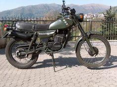 SWM 125 Racing GTS (Federcaccia) - 1980 Moto e Scooter usato - In vendita Bergamo