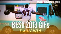 2013's best and weirdest sports GIFs (Daily Win)