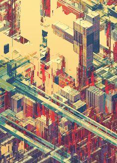 http://www.ufunk.net/illustration/cities-ric-stulz/