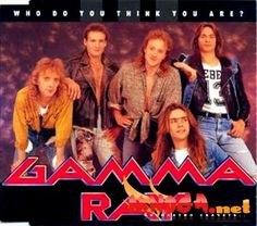 Gamma Ray band  | Gamma Ray with Primal Fear singer Ralf Scheepers