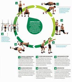 ACELERA EL METABOLISMO: EJERCICIOS | Aptitud Fitness                                                                                                                                                      Más