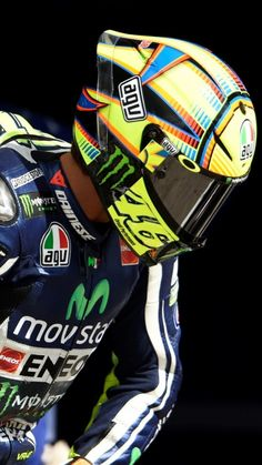 Valentino Rossi Iphone Wallpaper
