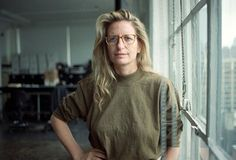 Annie Leibovitz Bestowed With Prestigious Prince of Asturias Award.  She is 64 today.