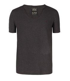 Trinity Tonic Scoop T-shirt, Men, T-shirts, AllSaints Spitalfields