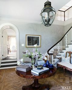 Tour+a+Seriously+Enviable+Long+Island+Manor+via+@domainehome