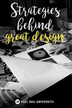 Great design isn't just about creativity. Learn effective strategies for developing brand campaigns that resonate by earning your Media Design Master's online from Full Sail University.