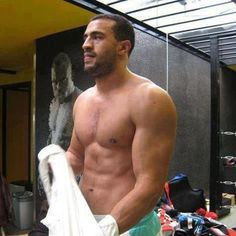 Badr hari The golden boy