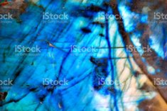 Blue Labradorite Stone Close-Up royalty-free stock photo Great Backgrounds, Anything Is Possible, Abstract Photos, Image Now, Labradorite, Close Up, Feel Good, Royalty Free Stock Photos, Calming