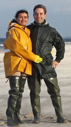 rubberboots and waders