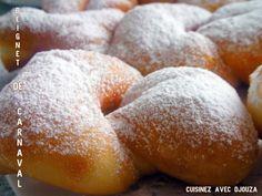 beignet ou bugnes de Christophe Felder | La cuisine de Djouza