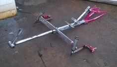 Locust DIY Tadpole Trike 4