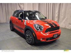 Image Result For Red Mini Countryman With Stripes New Cooper Car